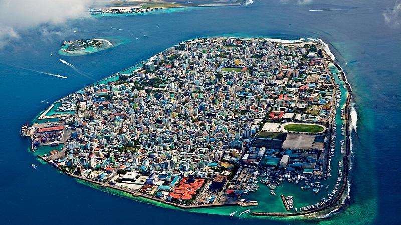 в какой стране находятся Мальдивы