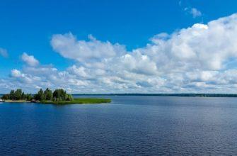 где находится исток реки Волга