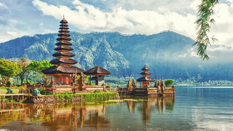 где находится Бали в какой стране