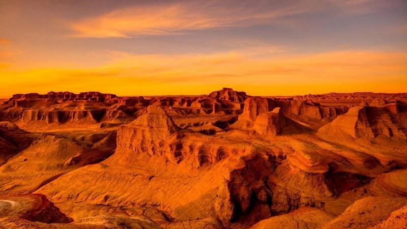 где находится пустыня Гоби в какой стране
