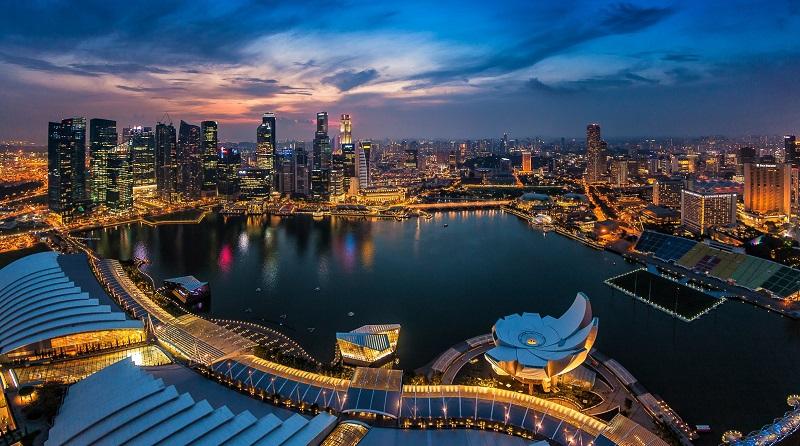 где находится Сингапур в какой стране