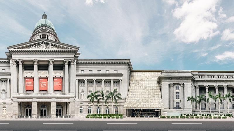 Сингапур столица какого государства